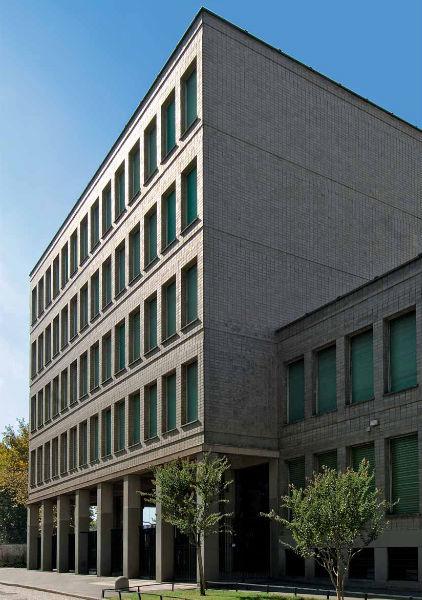 Ristrutturazione Biblioteca Bocconi