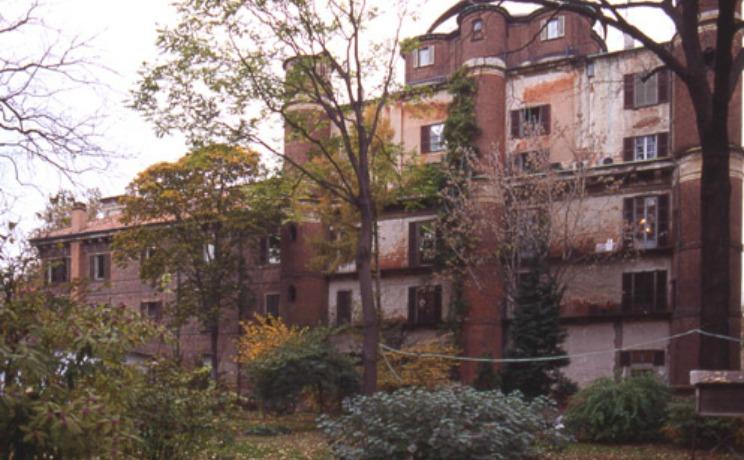 Restauro Orto Botanico di Brera