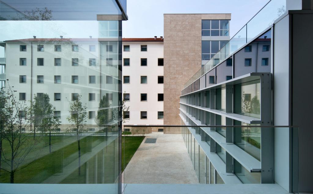 Residenze universitarie Bocconi, viale Isonzo