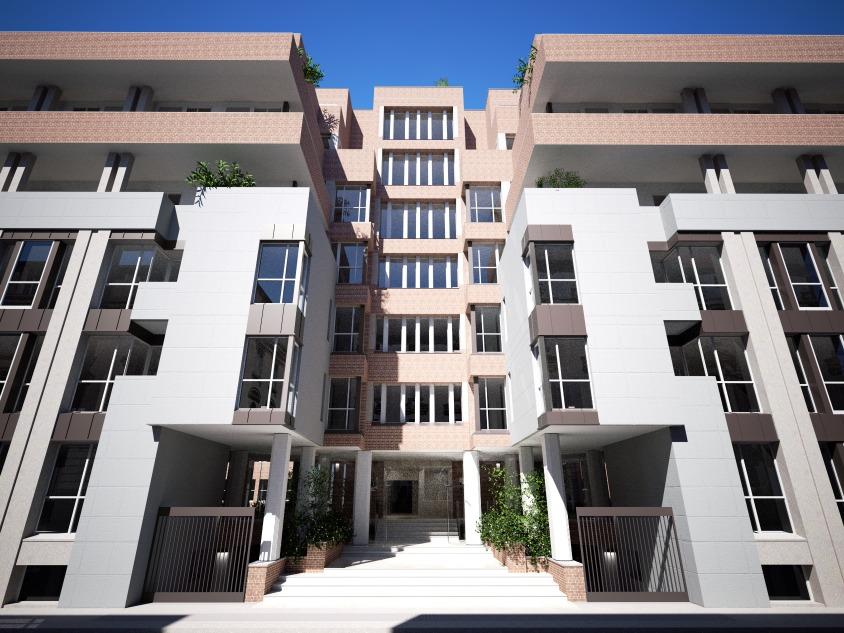 Residenze Lusso Classe A - Via Leopardi