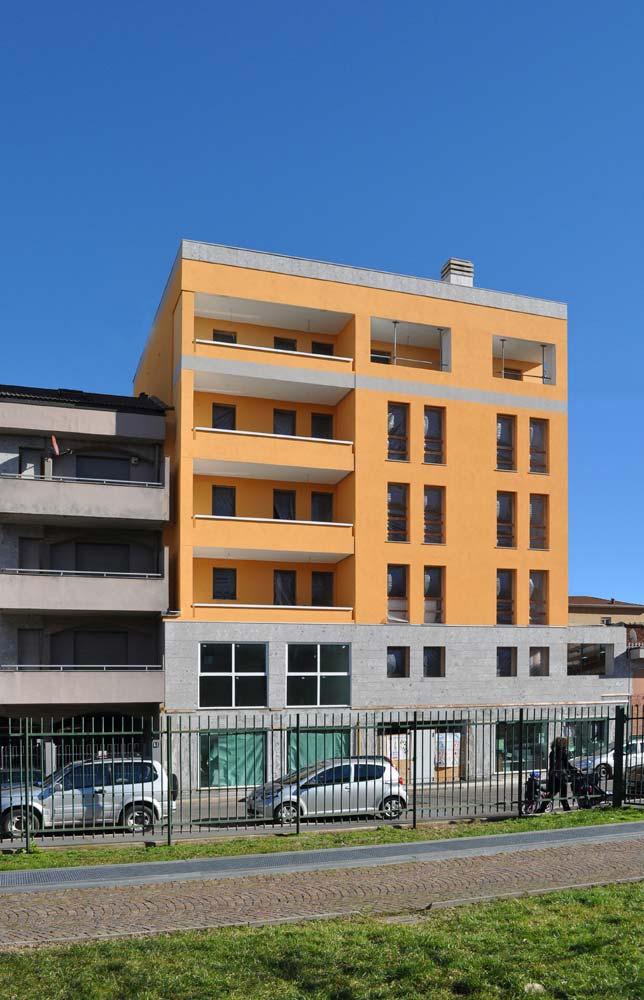 Edificio Residenziale CasaClima Gold®