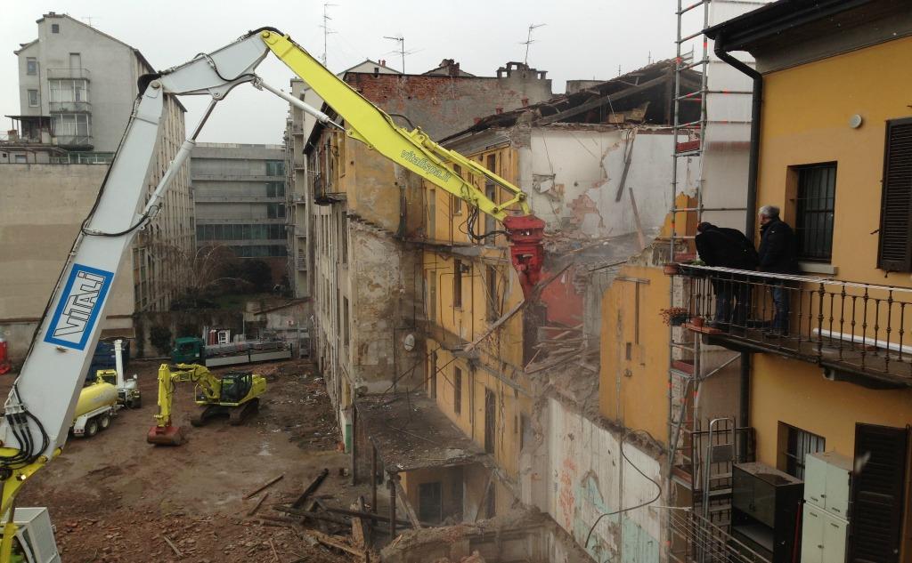 Residenze universitarie Bocconi, viale Bligny
