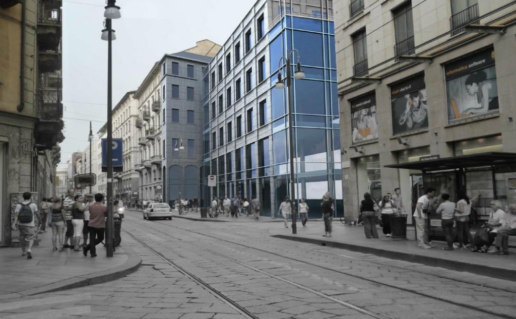 Edificio Polifunzionale Torino-Lupetta
