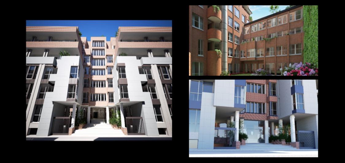 Residenze di Lusso Classe A, Via Leopardi