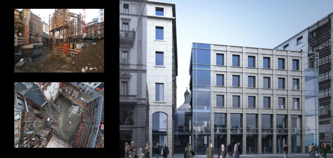 Edificio Polifunzionale, Via Torino